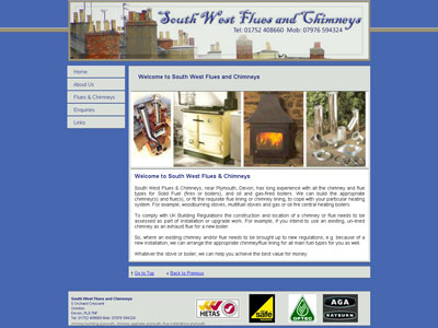 Devon Flues and Chimneys