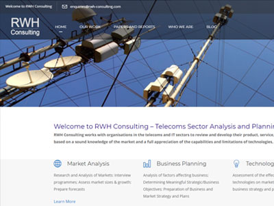RWH Consulting