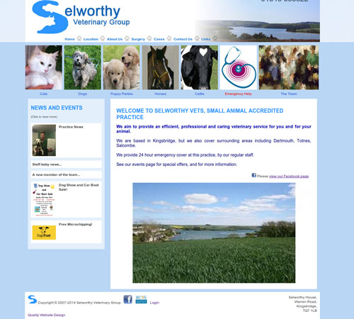 Selworthy Vets