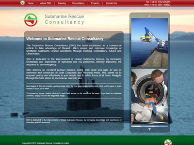 Submarine Rescue Consultancy